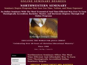 northwesternseminary.com