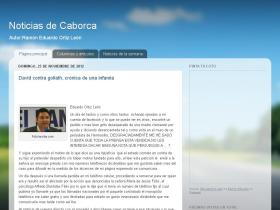 noticiasdecaborca.blogspot.com