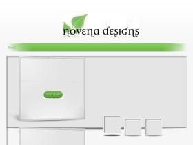 novenadesigns.com