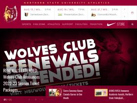 nsuwolvesathletics.com