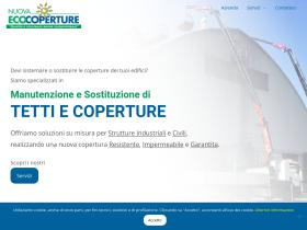 nuovaecocoperture.it