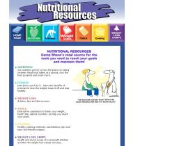 nutritional-resources.com