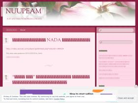 nuupeam.wordpress.com