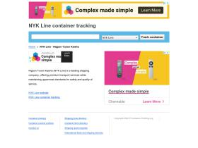 nyk.container-tracking.org