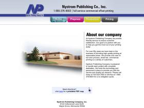 nystrompublishing.com