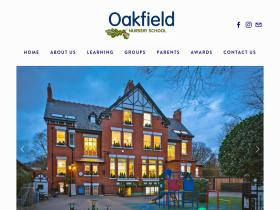 oakfieldnurseryschool.co.uk