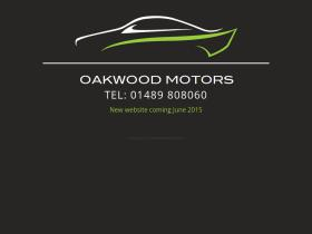 oakwoodmotors.co.uk