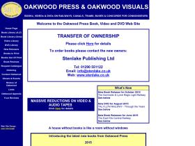 oakwoodpress.co.uk