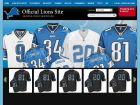 officiallionsproshop.com