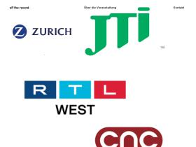 offtherecord.de