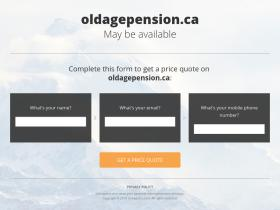 oldagepension.ca