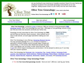 olivetreegenealogy.com