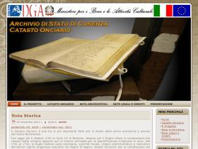 onciario.beniculturali.it