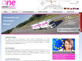 one-solution-logistics.de