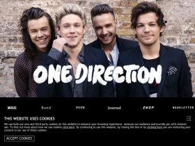 onedirectionmusic.com