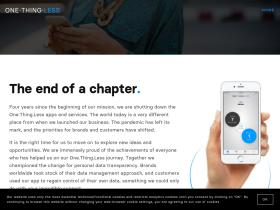 onethingless.com