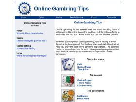 online casino gambling guide