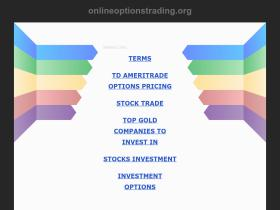 Online options trading.org