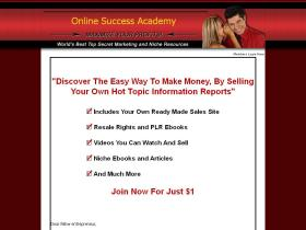 onlinesuccessacademy.secretsuccessclub.com