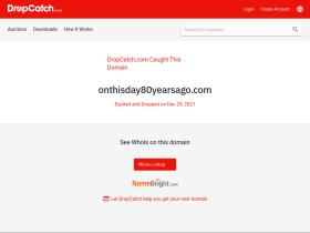 onthisday80yearsago.com