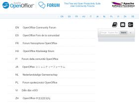 ooo-forums.apache.org