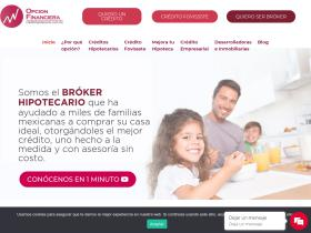 opcionfinanciera.com.mx