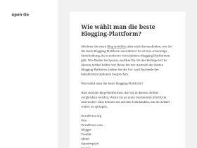 opentle.org