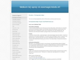 oprey-nl.newmagicminds.nl