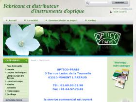 optico-paris.com