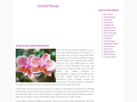 orchid-flower.net