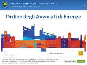ordineavvocatifirenze.it