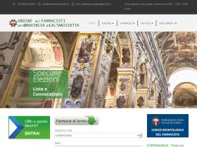 ordinefarmacisti.cl.it