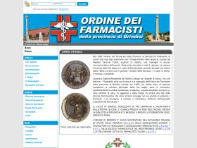ordinefarmacistibrindisi.gov.it