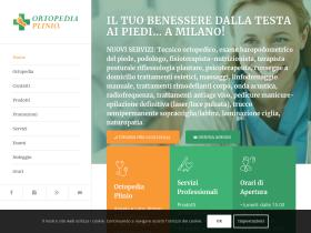 ortopediapliniomilano.it