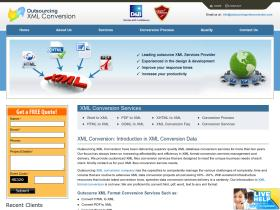 outsourcingxmlconversion.com