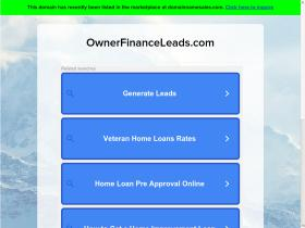ownerfinanceleads.com