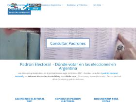 padronelectoral.org