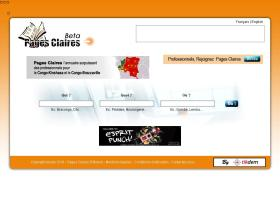 pagesclaires.cd