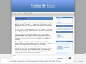 paginadeinicio.wordpress.com