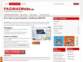 paginaswebs.es