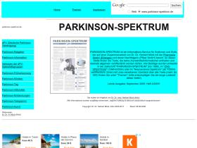 parkinson-spektrum.de
