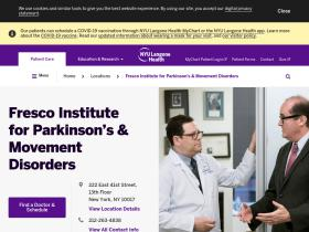 parkinson.med.nyu.edu