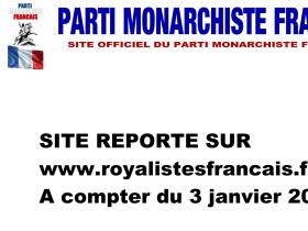 partimonarchistefrancais.fr