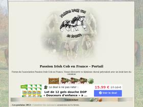 passion-irish-cob.forumactif.com