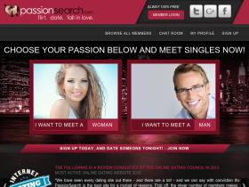 passionsearch.com