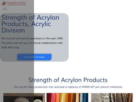 pasupatiacrylon.com