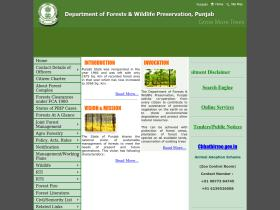 pbforests.gov.in