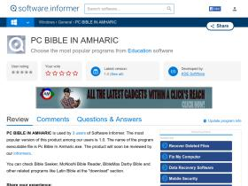pc-bible-in-amharic.software.informer.com