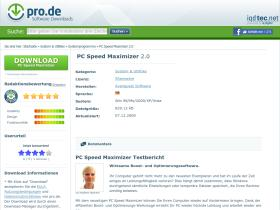 pc-speed-maximizer.pro.de
