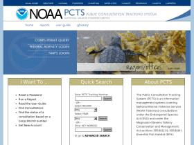 pcts.nmfs.noaa.gov